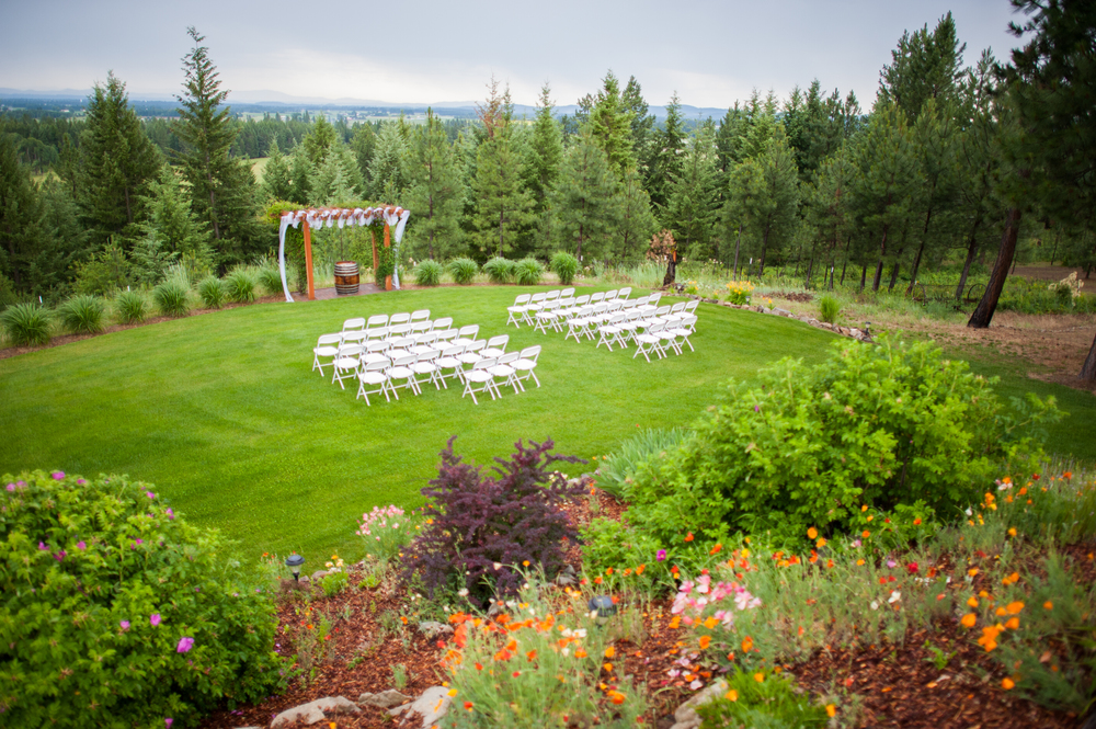 Denison Ridge Wedding and events