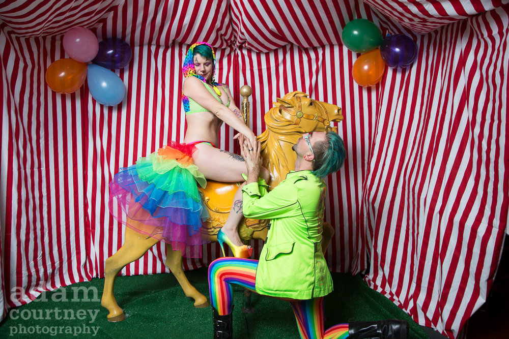 Circus Circus! 2nd Anniversary 4-2-2016