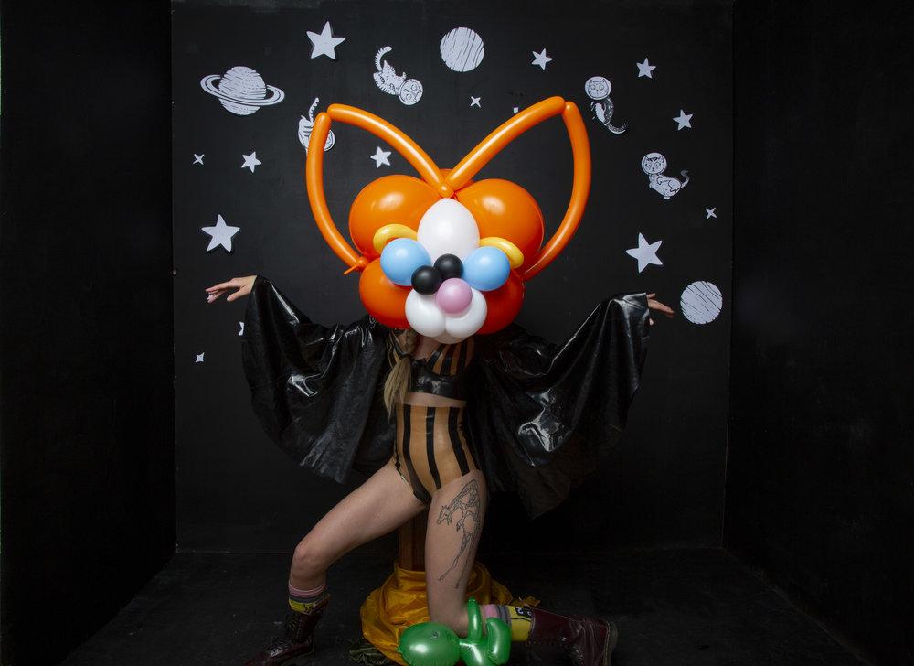 Beat Kitty's Birthday: Lazer Kitties! 6-7-2018