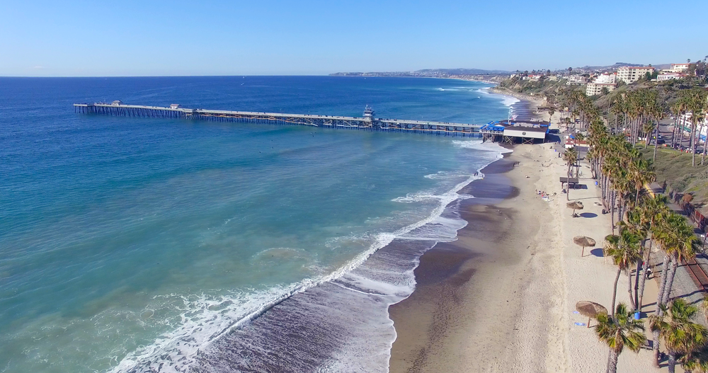San Clemente Aerial Photography