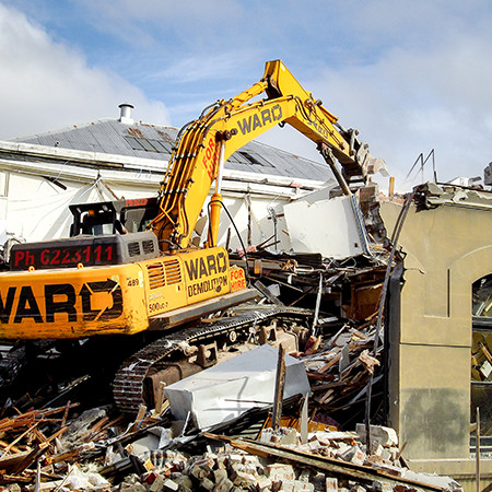 Ward Residential Demolition