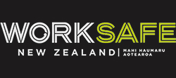 Work Safe NZ Logo