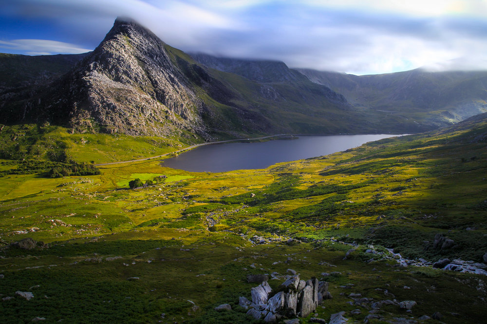 Tryfan, Snowdonia National Park