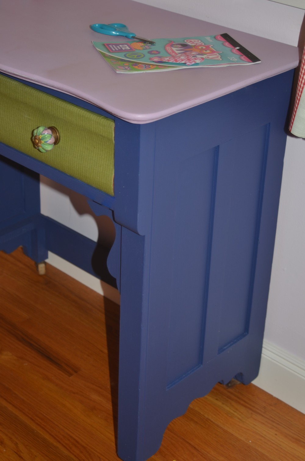 This Desk Was Made From A Repurposed Old Fashioned Dry Sink That Was Beyond  Repair.