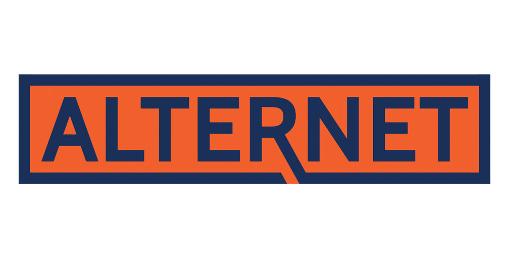 Logo - http://www.alternet.org/ -Adobe Illustrator