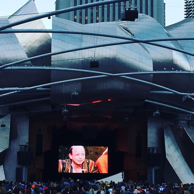#princessbride At milleniumpark  #middleouest #midwest #chicago
