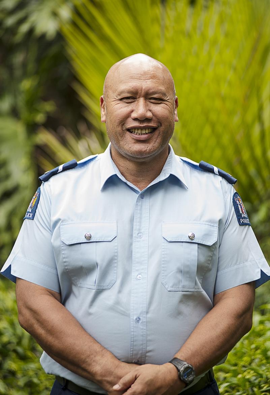 Senior Constable Anthony Tumai