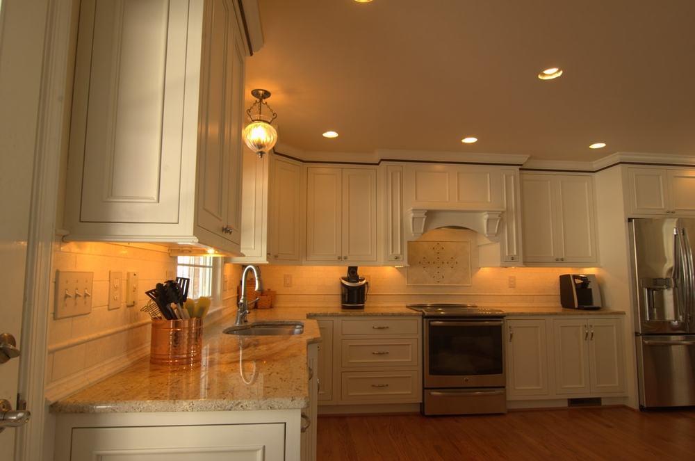 Kitchen renovation, Frederick MD