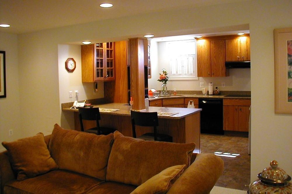 Kitchen-Basement Finishing - AFTER