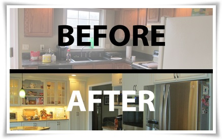 Before After Remodeling Photos