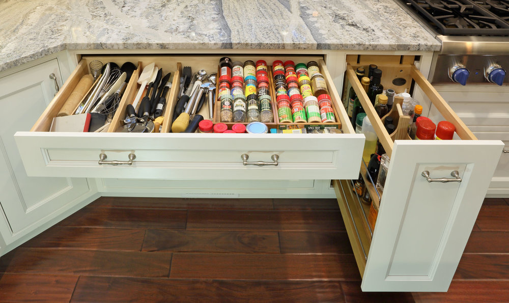 Kitchen Storage Options