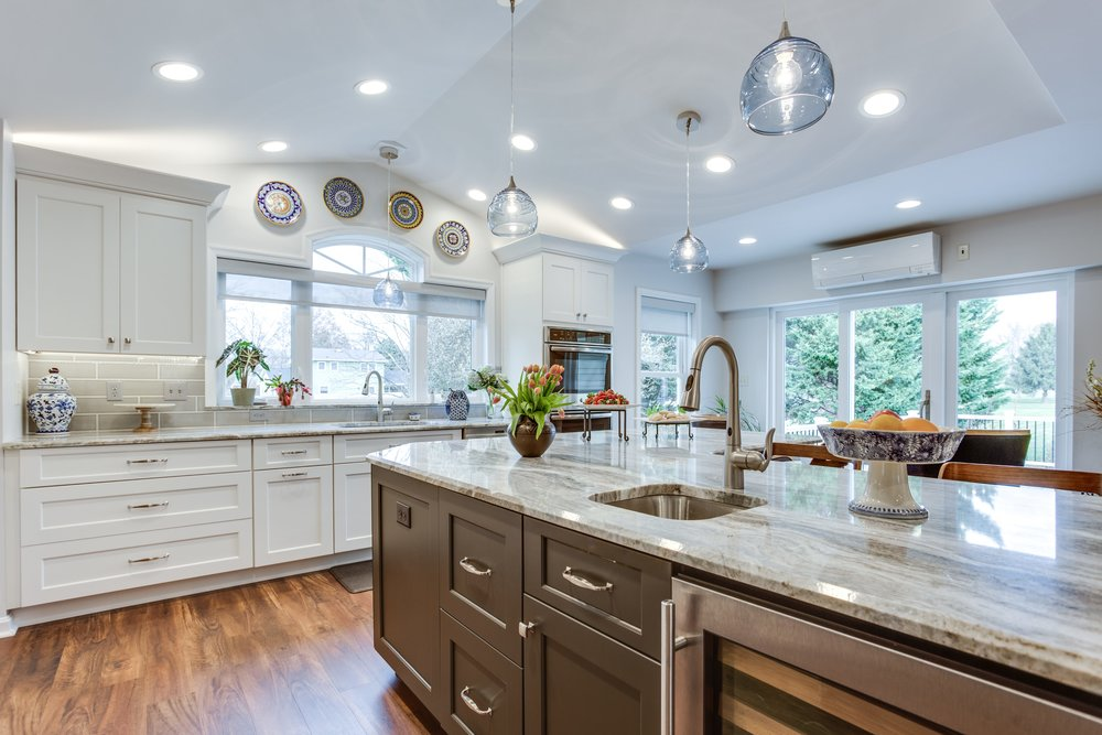 Aging-in-Place Kitchen Remodeling