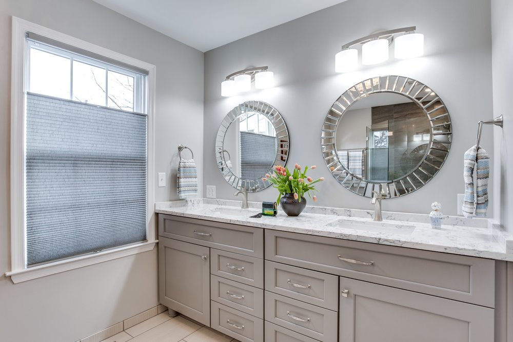 Aging-in-Place Bathroom Remodeling