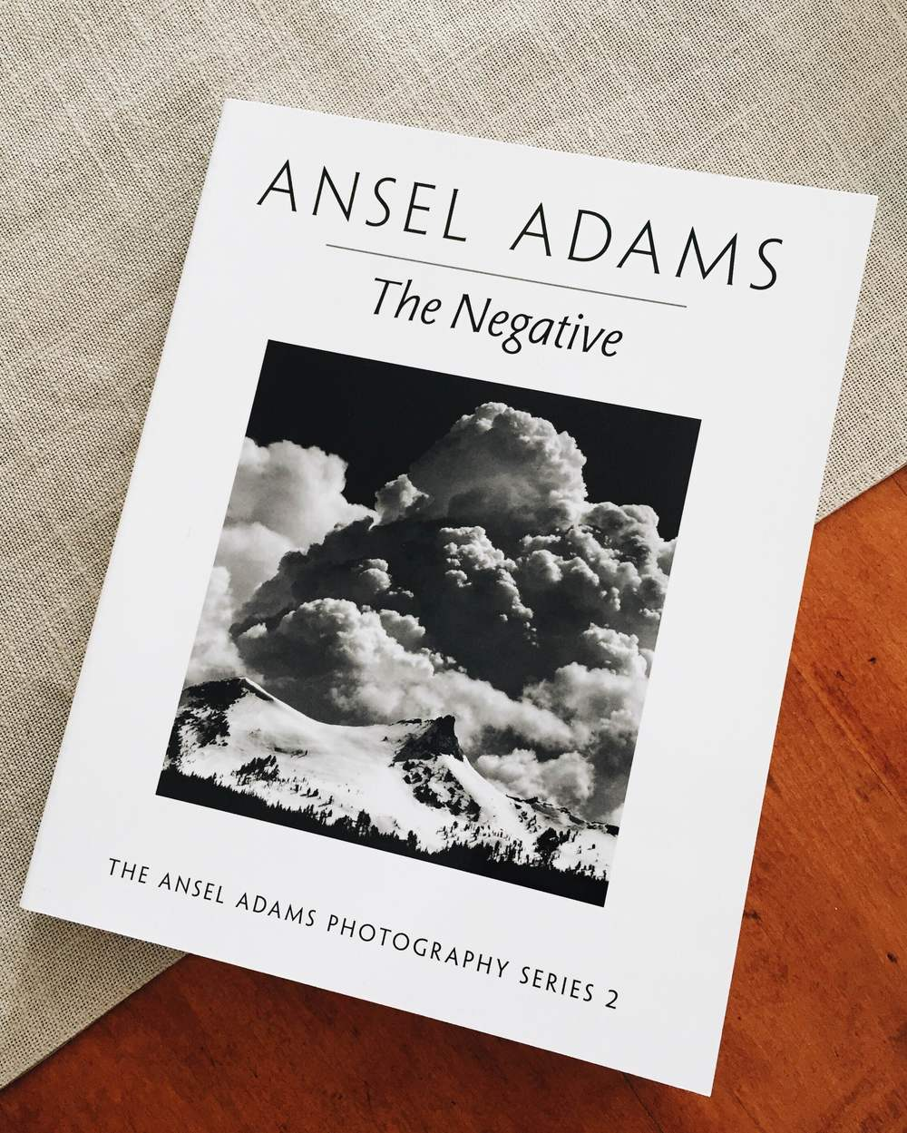Ansel Adams Photography, Book 2 288 Pages June 1 1995 Publisher: Ansel Adams