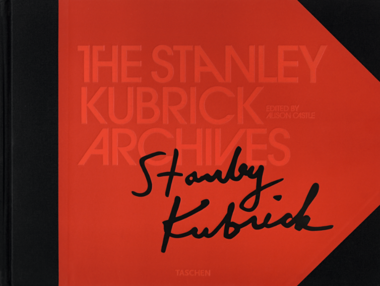 Title: The Stanley Kubrick Archives Author: Alison Castle Publisher: Taschen
