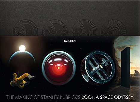 Title: The Making of Stanley Kubrick's 2001: A Space Odyssey Author: Piers Bizony Publisher: Taschen