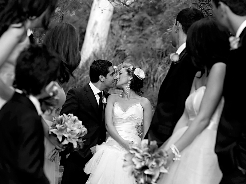 Wedding Bridal Party Photo