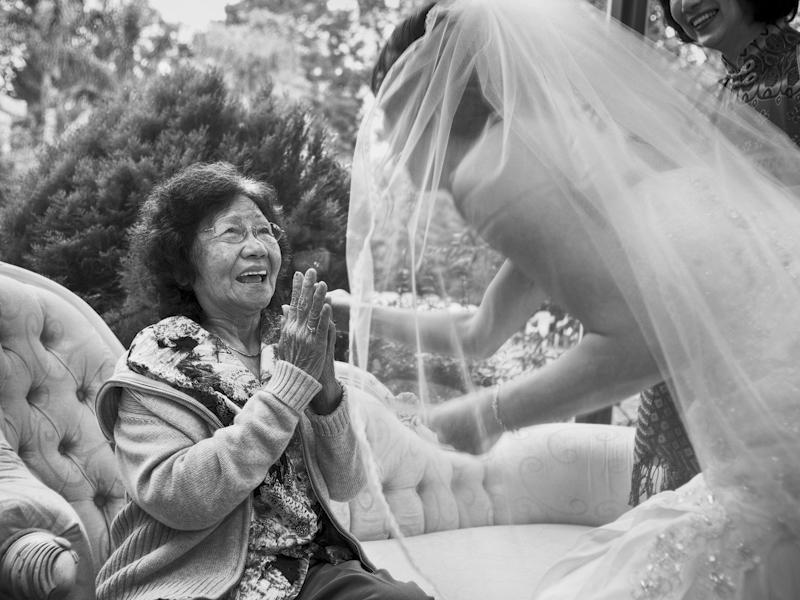 Asian tea ceremony photography