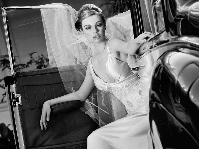 Beautiful bride at quat quatta Melbourne