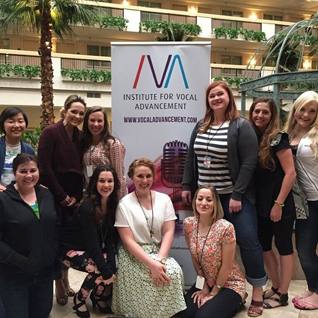 Such a fun week of intense learning #vocaladvancement #ivacon2016 #blessed #mlsadventures
