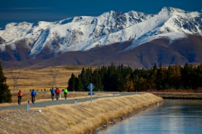 New Zealand Cycling Tour