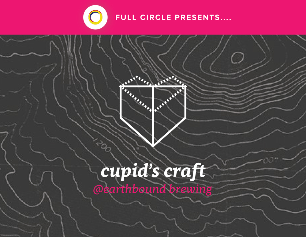 full circle cupids craft earthbound beer