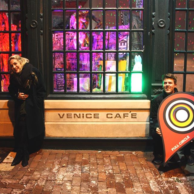 Neighborhood Spotlight: Benton Park No. 2 | Wacky yet welcoming, head down to #venicecafe for your next happy hour 🍻🍹🎶🌈 Read more on the BLOG! Link in bio @benton_park #venicecafestlouis #bentonpark