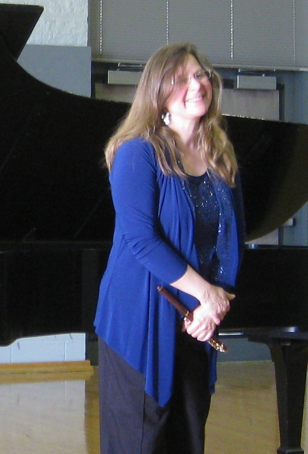 Piccolo solo recital and masterclass at Rice University on Saturday, January 28, 2012