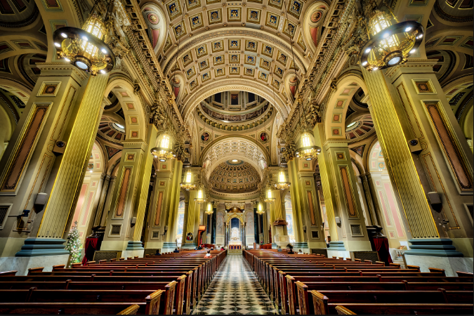 Basilica of St. Peter and Paul, Philadelphia