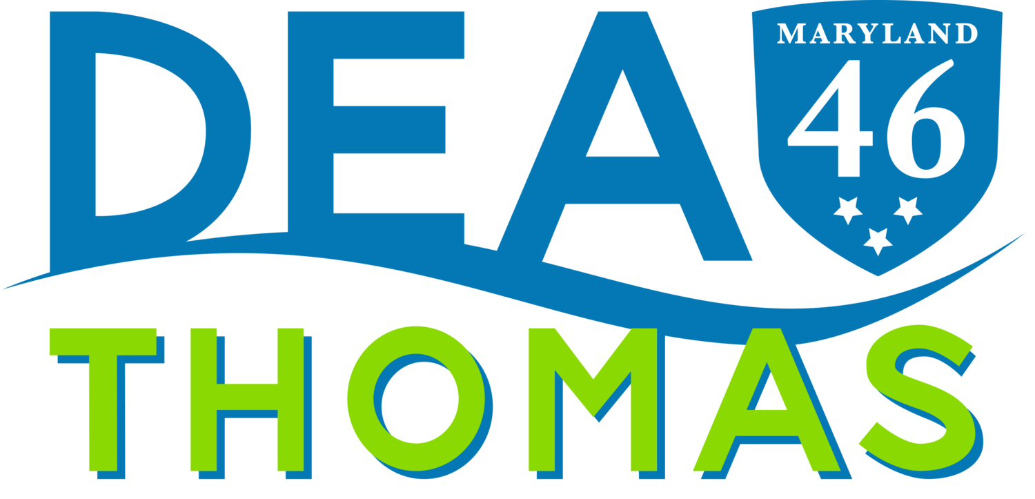 Dea Thomas for Delegate - District 46