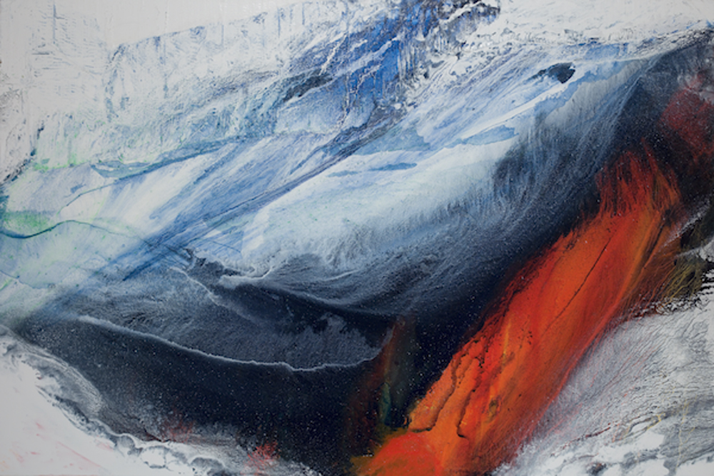 Fire Under Ice