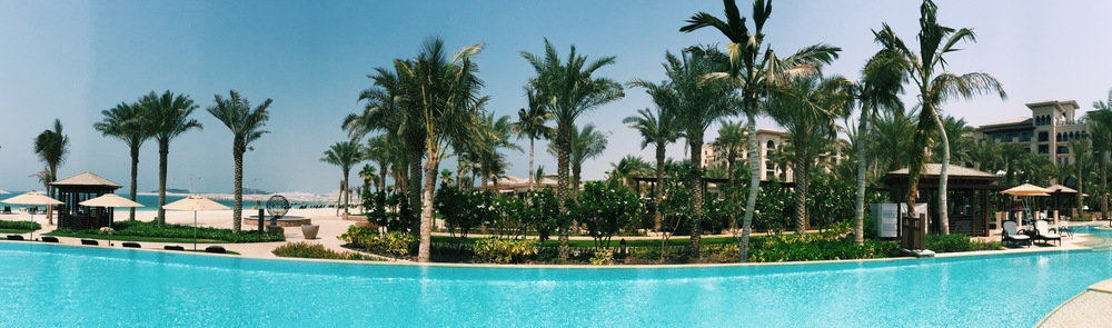 Four Seasons Jumeriah by The Blonde Vagabond.JPG