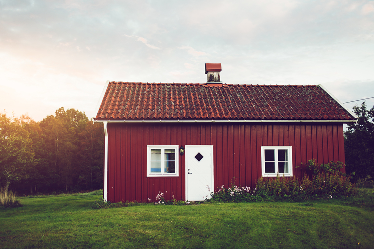 Farm in the Swedish Countryside by The Blonde Vagabond.jpg