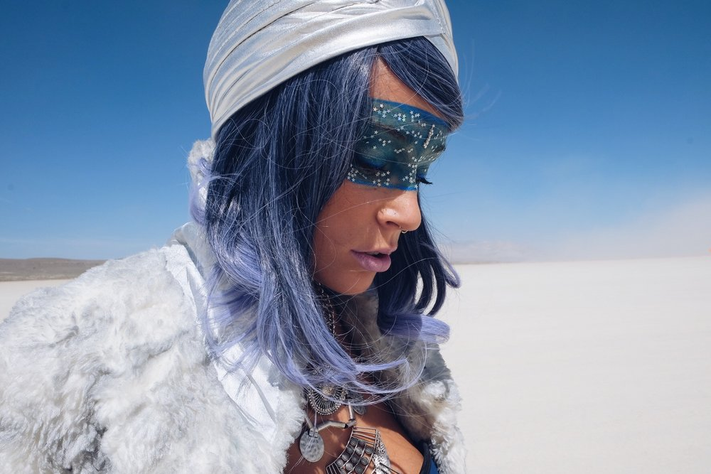 Burning Man Makeup for Women by The Blonde Vagabond.JPG