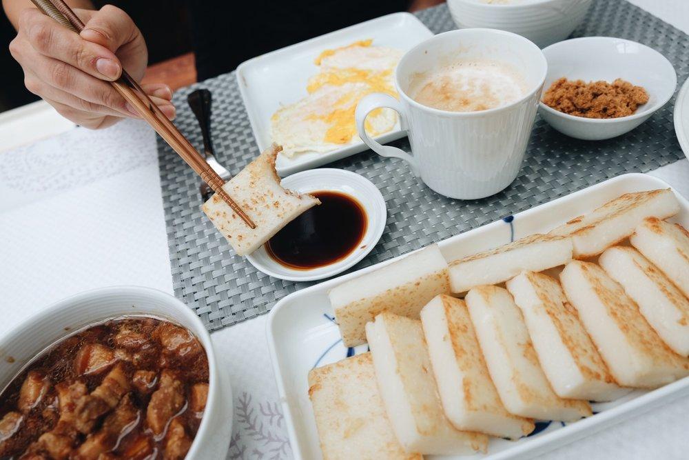 Taiwanese White Taro Pancake.JPG