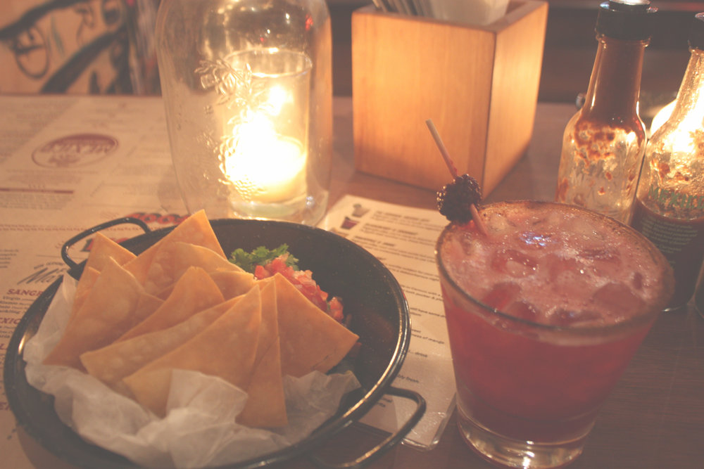 I'm a real critic when it comes to good Mexican food & quality margaritas;  Wellington knocks it out of the park.