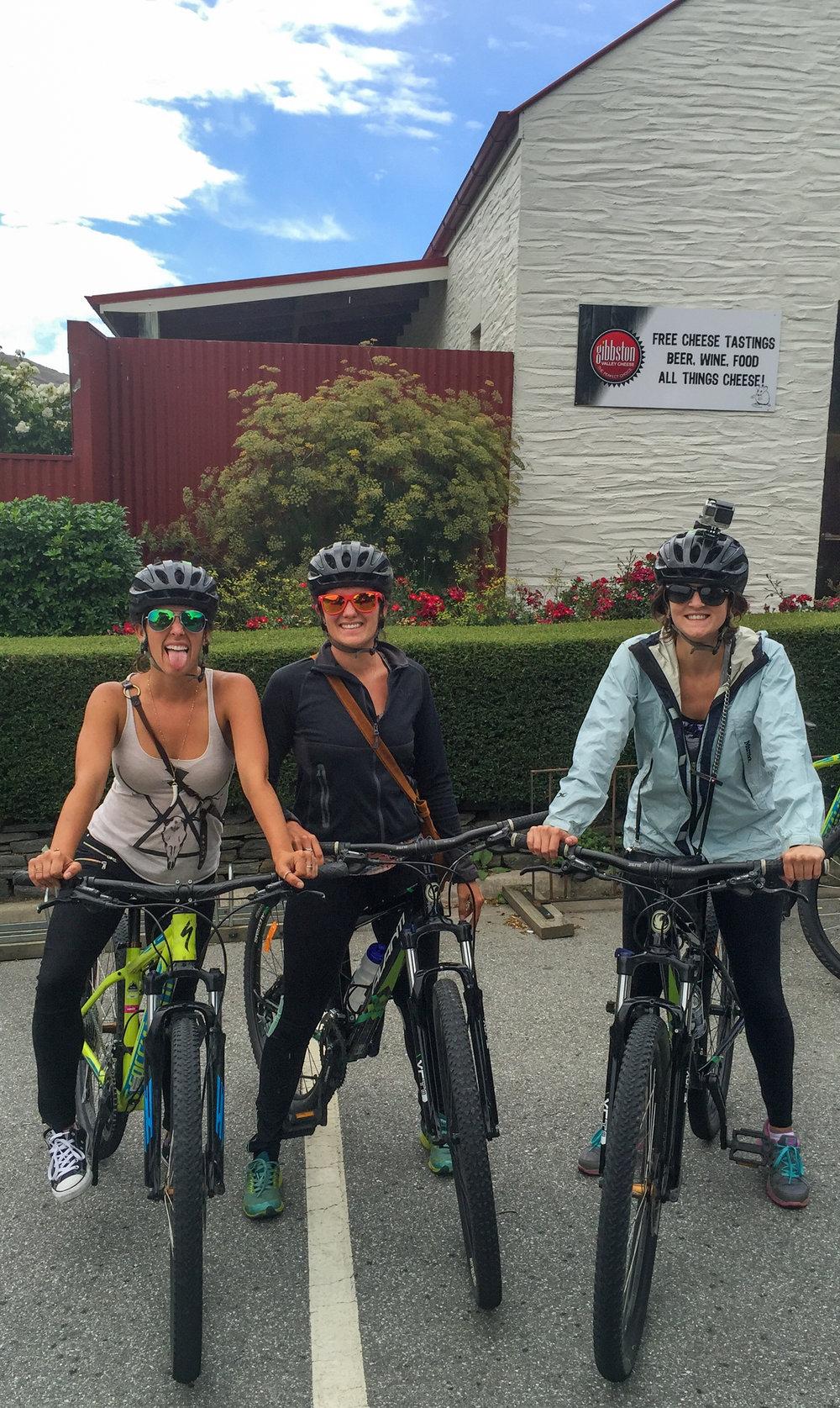Gibbston Valley Bike Hire