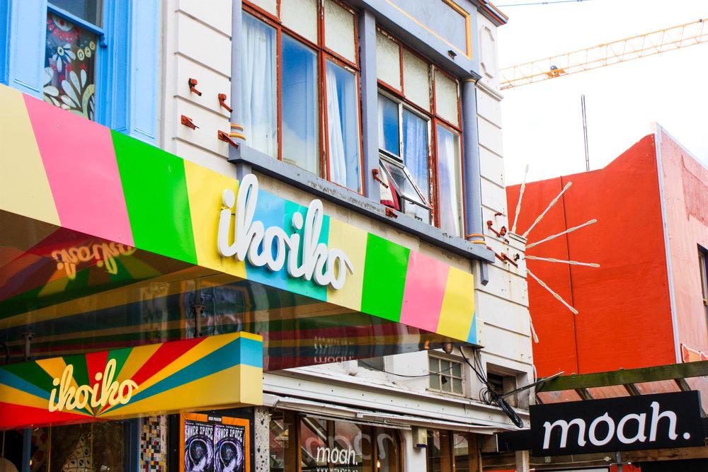 Wellington's wonderful Cuba Street