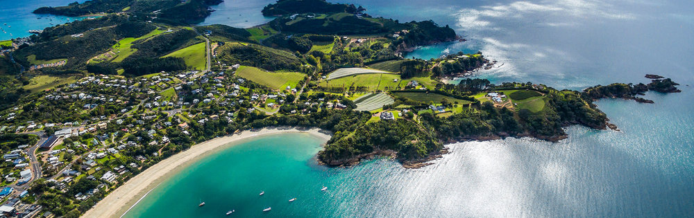 Check out the Tourism Waiheke  website  for more information on the island