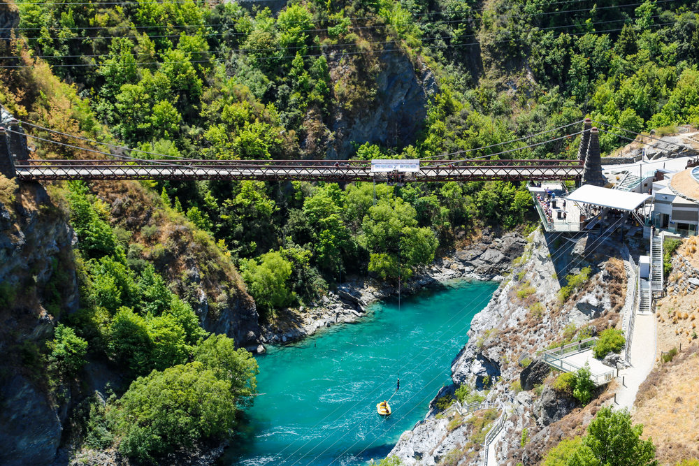 I can 100%say working at a Bungy jumping company has been one of my most unique jobs yet