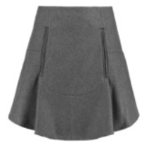 all-season work skirt