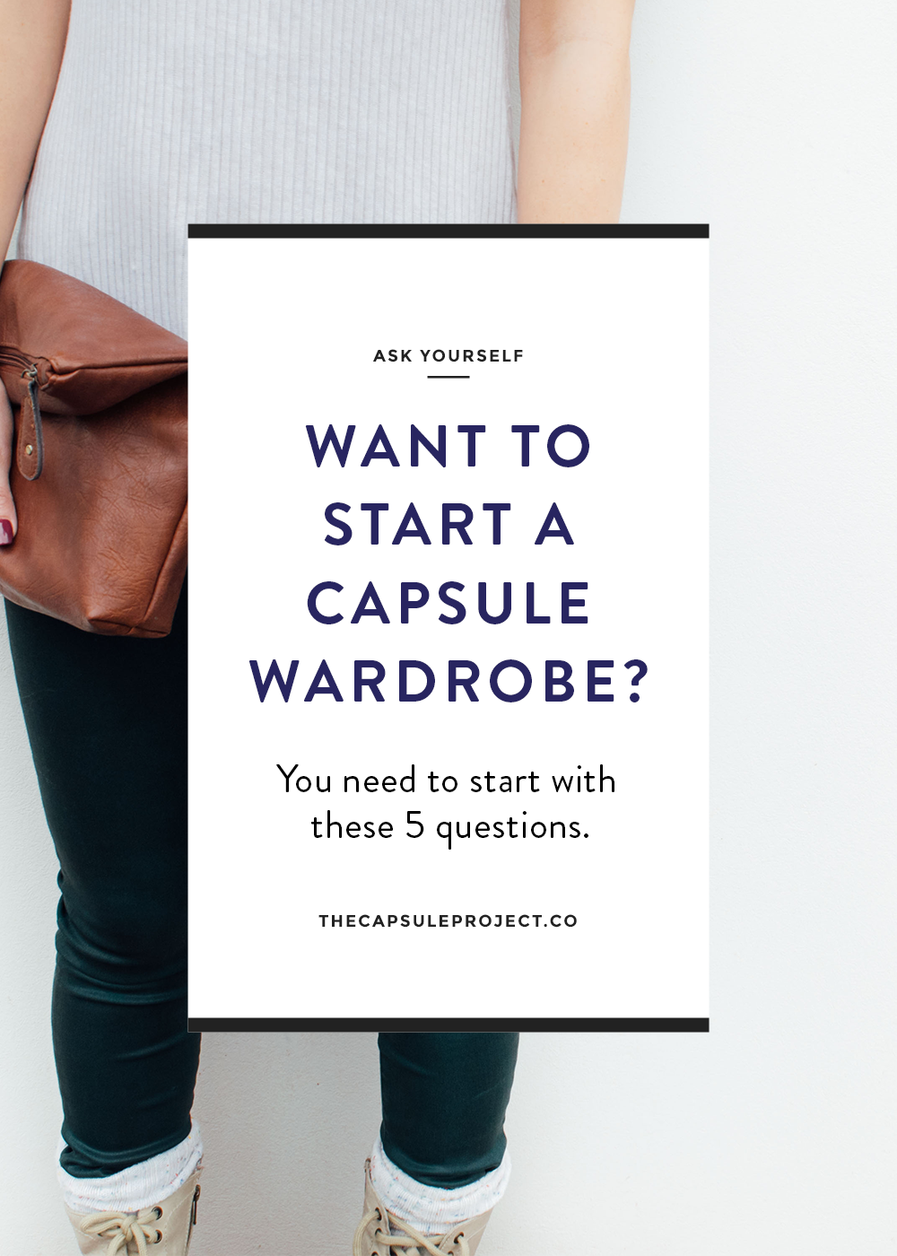 5 Questions To Ask Yourself Before Taking The Capsule
