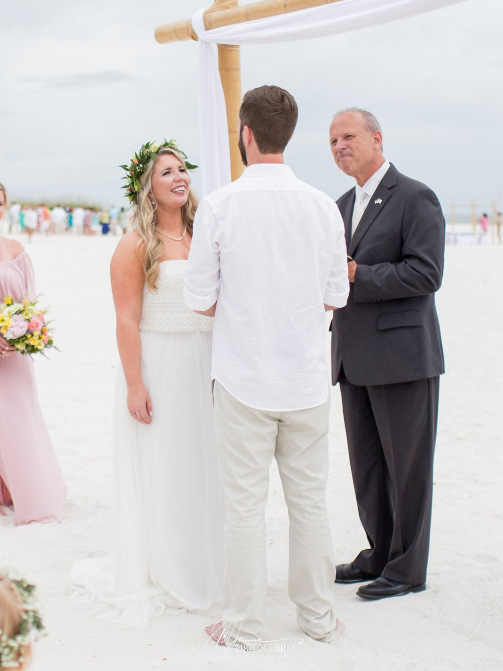 Gulf Shores Alabama Beach Wedding Photographer Destination Wedding Photography