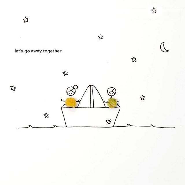 ⭐️let's go away together ⭐️