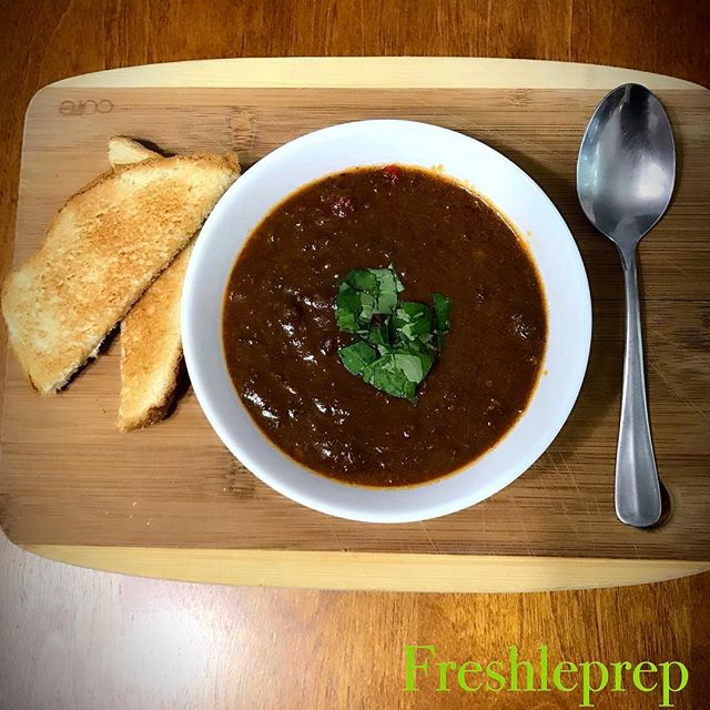 Every order this week will receive our bison chili to try out! . . #freshleprep #fitspo #fitness #instafit #eattogrow  #healthyeating #bodybuilding #prepmeals #inspiration #paleo #vegan #mealprep #health #eatclean #fresh #foodie #bulking #lean #eatright #fitmeals #protein #igfitness #fitness #muscle #instafit #motivation #weightloss #dietfood