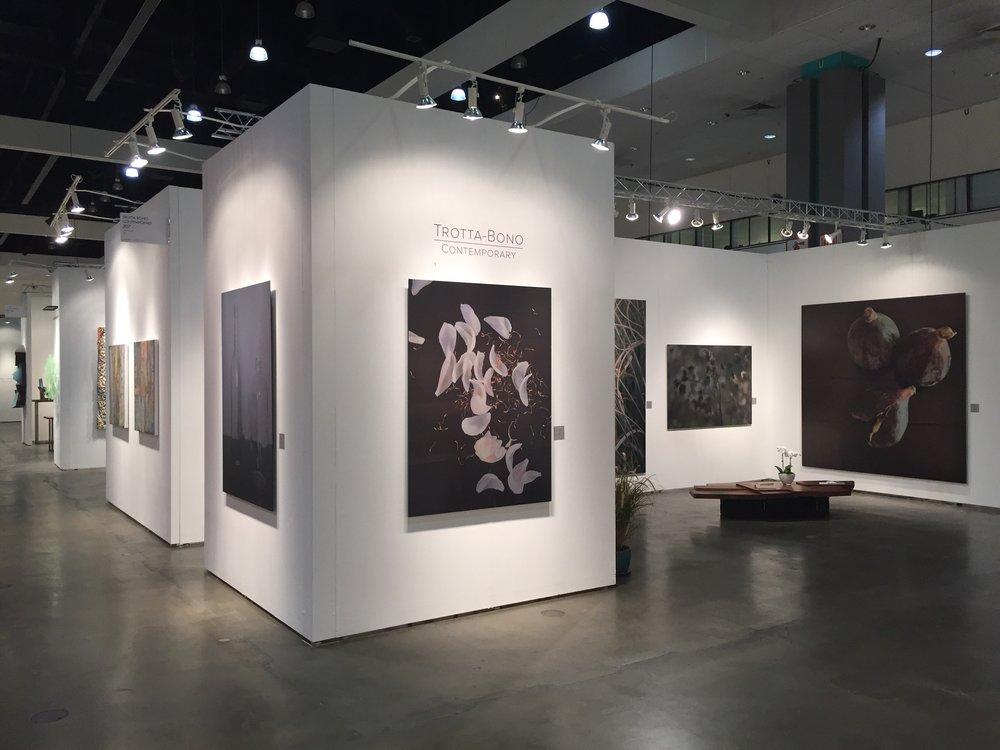Lekha Singh _ Trotta-Bono Contemporary _ LA Art Show 2