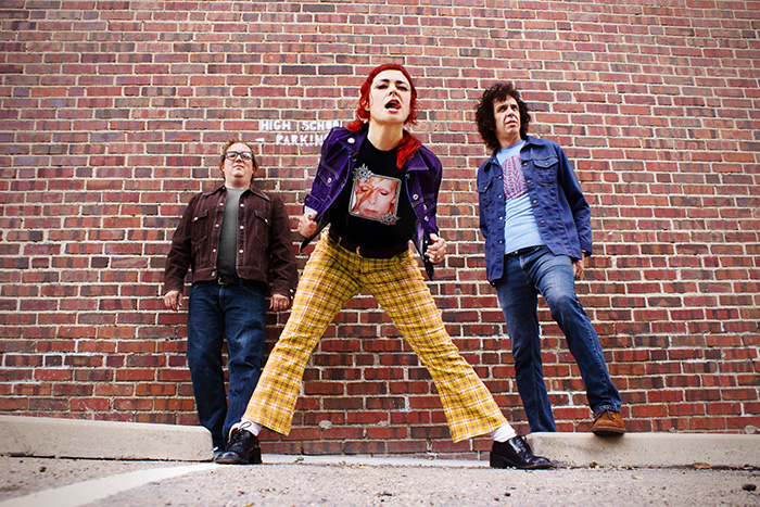 "DRESSY BESSY is an indie rock group drom Denver, Colorado. Asociated with the Elepehant Six collective, guitarist John Hill also played with The Apples in Stereo. The group is well known for their contributions to the soundtrack of ""But I'm a Cheerleader..."""