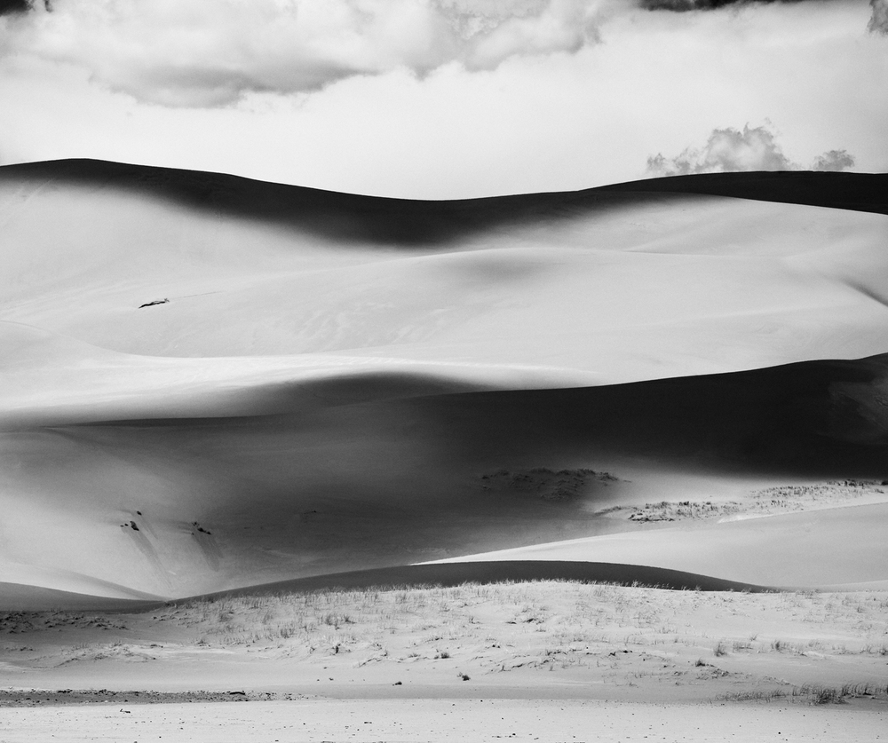 Dunes I, Great Sand Dunes National Park, Colorado, 2014