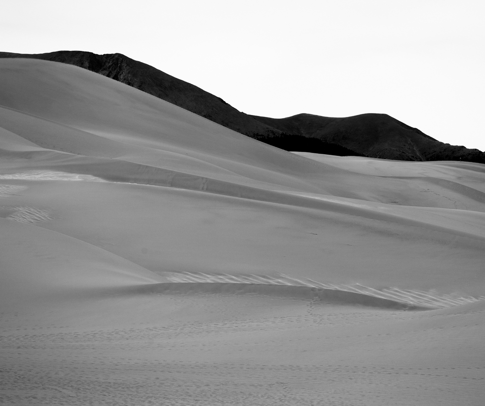 Dunes II, Great Sand Dunes National Park, Colorado, 2014
