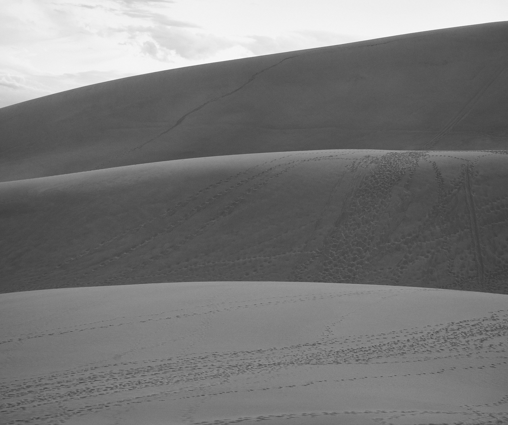 Dunes III, Great Sand Dunes National Park, Colorado, 2014